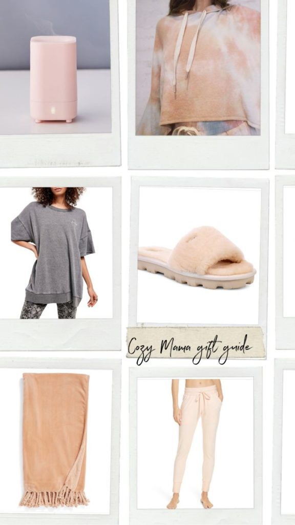 Cozy mama gift guide